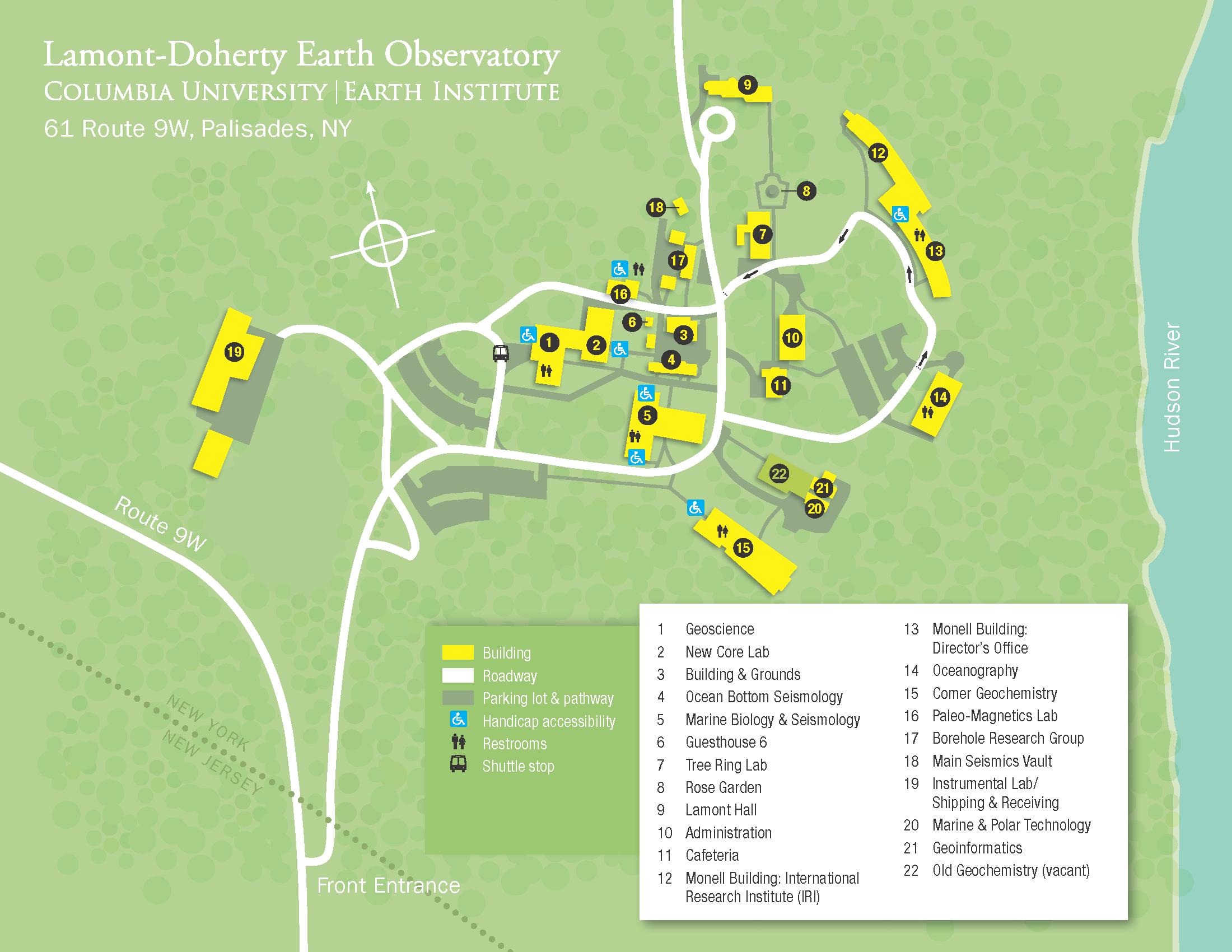 LDEO_Campus_Map