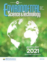 Environmental Science and Technology Issue Cover